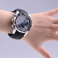 Wholesale Clocks Images - 1920*1080 Night Vision Camera Watch Waterproof Camera Clock DVR USB Watch Mini Camcorder