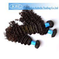 Wholesale cheap 5a brazilian hair - Wholesale-5A Top Grade Brazilian Kinky Curly Hair 3pcs lot Mixed Length 12-26inch Kinky Curly Weaving Hair 100 Cheap Brazilian Curly Hair