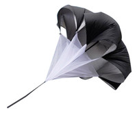 Wholesale Running Parachute Resistance - 56 Inch High Quality Speed Training Resistance Parachute Exercise Power Running Chute with Free Carry Bag