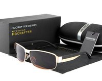 Wholesale Design Sun Glasses - Driving Sun Glasses for Men Polarized sunglasses UV400 Protection Brand Design Eyewear High Quality Oculos