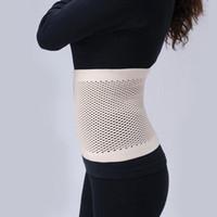 ingrosso più i cinchers del tummy di formato-DHL Plus Size Vita trainer corsetti che dimagrisce addome vita Tummy Trimmer Cinchers Body Shaper Trainer cintura cintura di controllo del corsetto sportivo sottile