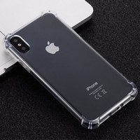 Wholesale Sample Mobile Phones - Free Sample Tpu 5.5 Inch Mobile Phone Case For Iphone 8 , 5.8 Inch Case Phone Cover For Iphone X Case