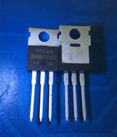 Wholesale n mosfet - Wholesale 10 pcs lot IRF630 IRF630NPBF MOSFET N-CH 200V 9.3A TO-220AB in stock original ic free shipping