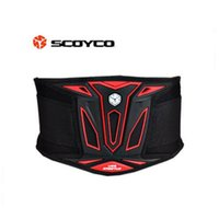 Wholesale 2016 scoyco motorcycle waist support belt ride flanchard waist support Men