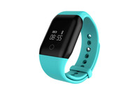 ingrosso lunghe bande di orologi-Smart Sport Watch, Touch Screen SmartWatch con Blood Blood Wristband Wristband Fitness Tracker Monitor CALL / SMS Promemoria Band Long Standby