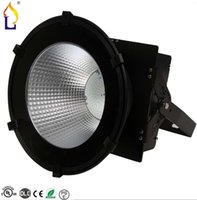 Wholesale Type Outdoor Lamps - 2pcs lot UL DLC new fin type Led High bay flood light 300W 400W 480W IP65 LED Mining lamp AC100-277V SMD3030 Led FloodLights