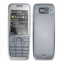 Wholesale Cheap Unlock Smart Phones - cheap 3.2MP bar unlocked phone Camera sim card by 2.4 inch E52 cell phone smart phonewith WIFI GPS Bluetooth FM radio