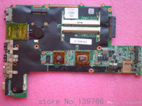 Wholesale hp pavilion laptop motherboard cpu resale online - 581172 board for HP pavilion DM3 laptop motherboard DDR2 with AMD cpu L335