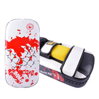 Professinal Muay Thai Kick Boxing Pads MMA Martial Arts Boxing Equipment Punching Bag Boxeo