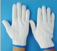 enviar guantes de trabajo al por mayor-2016 Nuevos guantes de trabajo llegados guantes cómodos kintted guante de algodón guante de seguridad barato guantes de trabajo de cuero envío gratis
