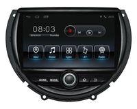 mini-dvd-spieler für auto großhandel-Android9.0 Quad-Core 1024 * 600 HD Bildschirm Auto DVD GPS Navigation für Mini Cooper 2014-2016 mit 3G / Wifi DVR OBD 1080P