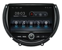 Quad-core 1024 * 600 HD tela Android 7.1 Car DVD Navigation GPS para Mini Cooper 2014-2016 com 3G / Wifi DVR OBD 1080P