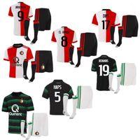 Wholesale Quick Delivery - Quality 2017-2018 new Rotterdam feyenoord football jerseys shirt kuyt VILHENA 17 18 adult jersey football shirt free delivery