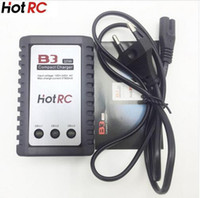 ingrosso cella lipo batteria-Hot RC B3 LIPO Caricabatteria B3 7.4v 11.1 v Lipo Caricabatterie 2s 3s Celle per RC LiPo EUUS con scatola