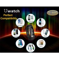 Wholesale Smart S3 - U9 Bluetooth Smart Watch U See USWatch Sport Watch Wrist for Samsung Galaxy S5 S6 S4 S3 for Android Smartphone