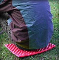 Foldable Folding Outdoor Camping Mat Seat Moisture proof XPE Cushion Portable Waterproof Foam Pads Yoga Chair Picnic Beach Pad SC027