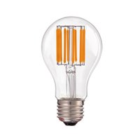 Wholesale Edison E26 Base - 4W 6W 8W 10W,Vintage LED Filament Bulb,Edison A19 Globe Style,E26 E27 Base,Dimmable