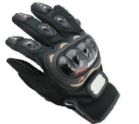 guantes de mano de nylon al por mayor-¡¡VENTA!! Los guantes profesionales de la motocicleta del deporte protegen las manos dedo completo guantes moto motocicleta guantes ciclismo accesorios
