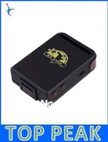 Wholesale Gps Main - Cargo Cheap Main Unit GPS Tracker mini personal tracking device 900 1800 1900MHZ with FREE SHIPPING