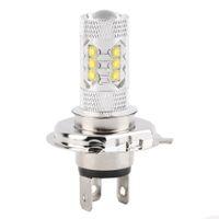 Wholesale H4 Xenon Led Light - H4 80W Cree LED Car Fog Lamp h4 led headlight Bulb Auto lights car led bulbs Car Light Source parking 12V 6000K xenon White