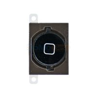 Wholesale Home Button Gasket Iphone 4s - Hot Sales OEM Replacement for iPhone 4S Home Button with Rubber Gasket Free Shipping Good Quality New
