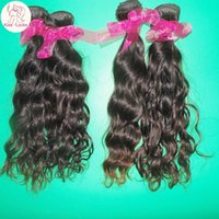 Wholesale Dhgate Brazilian Natural Wave Hair - Top DHgate Quality Hair 8A Virgin Brazilian Natural Wave French Curls 3pcs lot Seller Online