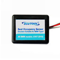 Wholesale Seat Occupancy Occupation Sensor - Wholesale-10pcs airbag Seat Occupancy Occupation Sensor SRS Emulator support E31 E36 E38 E39 E46 E53 E60 E92 free shipping