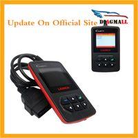 Wholesale Creader V - Flash Sale LAUNCH CReader V+ OBD2 Code Reader 100% Original Free internet update Launch X431 CReader V Plus Free Shipping