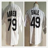 6602aa9fec7 Wholesale toddler s baseball jersey baseball wear for kids coolbase jerseys  baby Infant Chris Sale Jose
