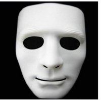 Scary Geister Halloween DIY Erwachsene Mime Party Cosplay Kostüm Dressing Maske