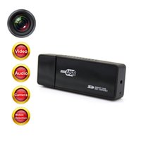 10pcs DHL libero mini U9 driver USB Flash Disk nascosto HD Spy Camera DVR 720x480 Video Recorder Mini Dv