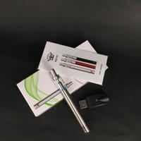Wholesale dry herb wax oil cigarette resale online - BUD B3 V3 E Cigarette kit mah BUD B3 battery buddy BUD V3 dry herb oil glass tank herbal wax oil vape atomizer Electronic cigarette kit