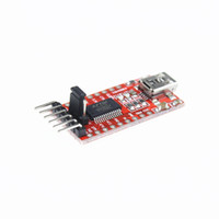 Wholesale Arduino Ftdi Usb - Free Shipping 10Pcs lot Newest FTDI FT232RL USB to TTL Serial Converter Adapter Module 5V and 3.3V For arduino