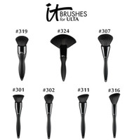 Wholesale Make Up Brush Set Black - Brand Professional Makeup Brushes 1 pcs it brushes for ulta velvet luxe cosmetics powder fan blending foundation blush contour make up brush