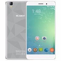 Wholesale Mini Camera 3g - Original Bluboo Maya Android 6.0 5.5inch 3G Mobile Phone MTK6580 Quad Core 1.3GHz 2GB RAM 16GB ROM 13.0MP+8.0MP 1280*720 3000mAh Cellphone
