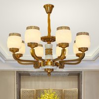 Chinese led chandelier canada best selling chinese led chandelier chinese led chandelier canada new modern chinese style led chandelier lights lanterns zinc alloy marble aloadofball Image collections