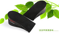 Wholesale Insoles 5cm - Half Insoles 5cm Height Increase Taller Air Cushion Shoe Pads, Free Shipping