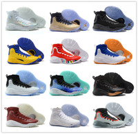 Wholesale Kd High Cut - 2017 Hot Sale Stephen IV 4s Mens Basketball Shoes for High quality Stephen 4 KD Champion Sports Sneakers Size 40-46 Free Shipping