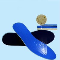Wholesale Red Pairs - 1 pair M Size Memory Foam Orthotic Arch Insert Insoles Shoe Pads Heel Cushion Feet Care Tool Sport Support For Men Women