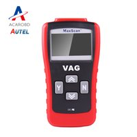 Wholesale Diagnostic Scan Tool Vag - VAG405 VAG 405 Auto Scanner CAN VW AUDI Scan Tool VAG 405, Autel Code Teader MaxScan VAG405 Diagnostic Tools