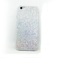 Wholesale Decorate Iphone - Colorful Glitter bling scale ornament decorated Luxury Lady phone case for iphone 6 6s plus