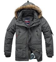 Wholesale Down Jaket - Wholesale- brand winter men's down jacket,keep warm waterproof have plus size 5xl size men outwear winter jaket,2016 new fashion men parkas