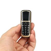 mini mp3 sms al por mayor-El más nuevo modelo V2 13 estilos cambiador de voz el mini teléfono más pequeño 12 clases de idioma BT3.0 Bluetooth agenda SMS música sincronización
