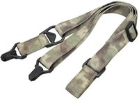 Wholesale Tactical Nylon Point Sling Adjustable Multi mission Bungee Strap System FG Color