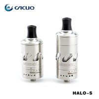 Wholesale Wholesale Halo Rings - Authentic Goldreams Murdex HALO-S RDTA Atomizer Kit with murdex halo rdta system extended chamber and o-ring