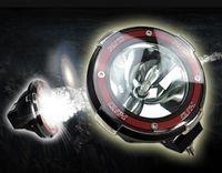 ксеноновые свечи оптовых-4-дюймовый HID дальнего света Offroad Spot / Flood луч света для внедорожник Jeep грузовик ATV HID ксеноновые противотуманные фары HID work light KF-K5001