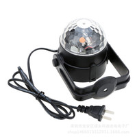 Wholesale toys wholesale usa - Party Kids Lights Sound Activated Led Disco Ball Lamp Stage Dj Lighting Baby Night Light for Bedroom Kids Birthday Gift Toy
