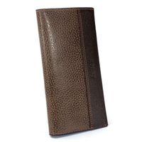 Wholesale Mens High Design Wallets - 2016 Mens Brand Wallets High Quality Soft Leather Man Wallet Photo Card Holder Long Purse khaki Color Business Designs