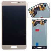 Wholesale samsung alpha screen resale online - LCD Touch Screen Digitizer For Samsung Galaxy Alpha G4 mini G850 Gold
