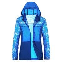 Wholesale Uv Protect Jacket - 2016 fashion mens beach Uv Protection clothing Unisex Lightweight Jacket UV Protect+Quick Dry Windproof Skin Coat